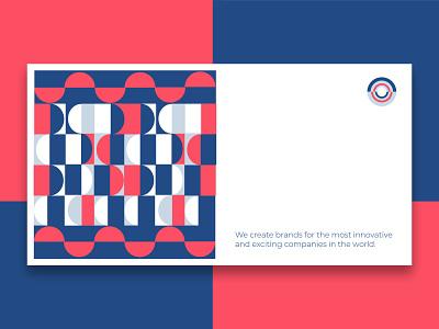 Brand it! vector illustration design typography color ticket branding