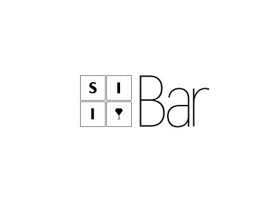 SII Bar - Full Logo design branding logo