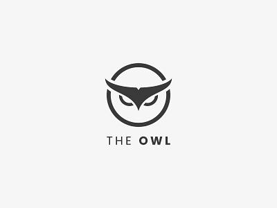 The Owl Logo Design bird logo vector owls design identity logodesign illustration icons birds animal marks icon symbol owl bird brand identity logo design logo branding