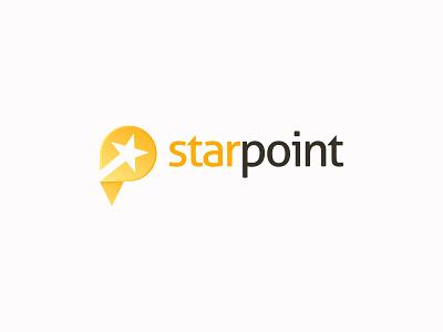 Starpoint Logo design symbol logotype logodesign icon branding logo starpoint