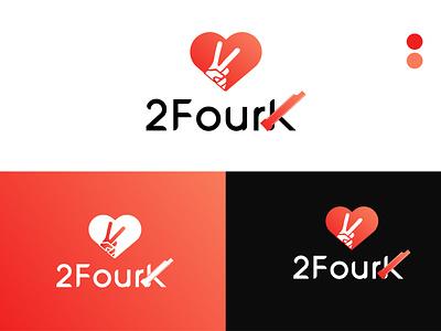 2FourK Filmographer's Logo logodesign branding logo