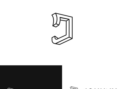 Johnny Creative Design minimalist logo branding logodesign logo