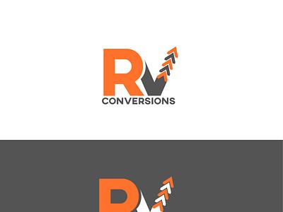 RV Conversions Logo minimalist logo logodesign branding logo graphic design