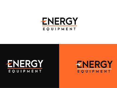 Energy Equipment Logo modern logo minimalist logo logodesign logo energy logo