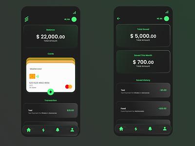 Payment App Design ui design uiux payment app mobile design app design ui desig ux ui