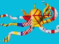 Behance Portfolio Reviews Aracaju 3d art illustration art character design graphic design illustration brand identity