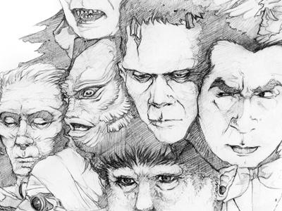 monsters I love