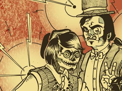 Psycho Motel halloween 1