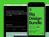 💥  Big Design Bundle – Website