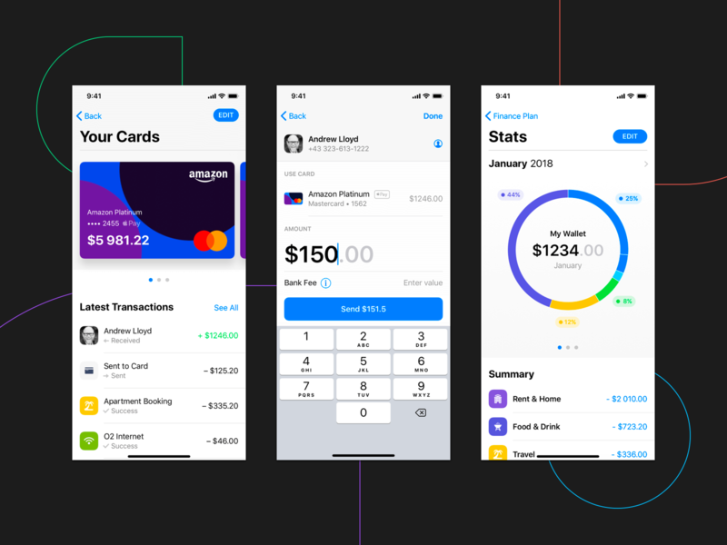 Templates for Figma — Now available at Design Files figma ui app elements templates ios
