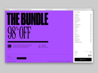 The Bundle – Website