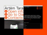 Taragraphy.com – Updated