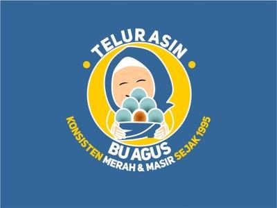 Salted Egg Logo animation icon community dribbble invite dribbble logo branding