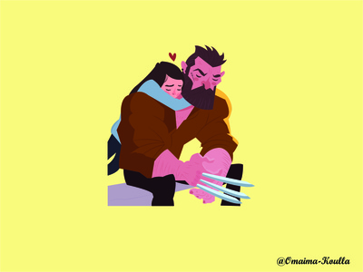 Logan vector illustration