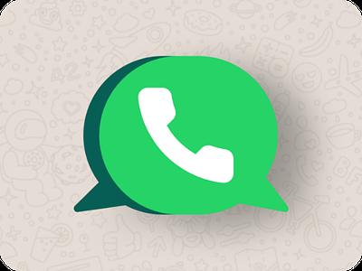 Whatsapp icon Redesign freelancing redesign logo icon web website