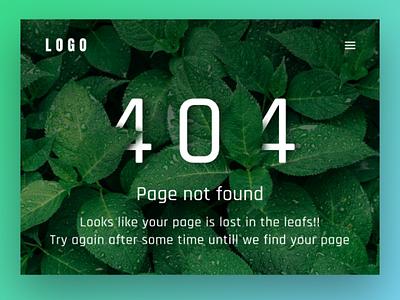 404 page design webdev freelancer hireme webdesign 404 008 dailyui website