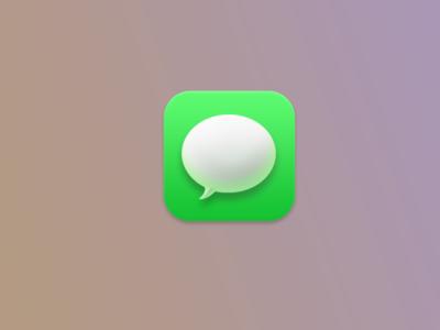 Messages on macOS Big Sur macos11 macos big sur bigsur