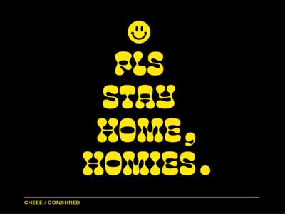 Type Study 01 type yellow quarantinelife quarantine covid coronavirus design typography