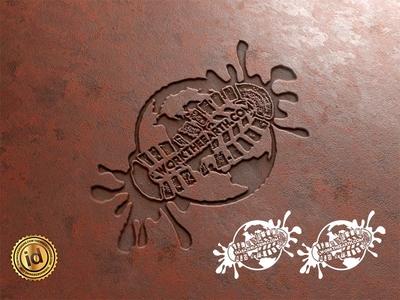 Work The Earth gardners workmen logodesign brand design vector illustration branding logo design branding design
