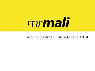 my brand type art illustrator typography minimal flat branding logo design illustration
