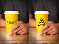 Aroama Brand Design
