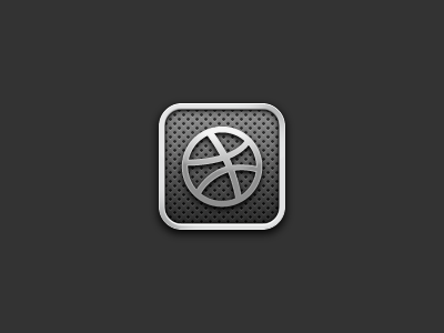 iOS 6 share menu icon template ios ai illustrator dribbble icon download share menu