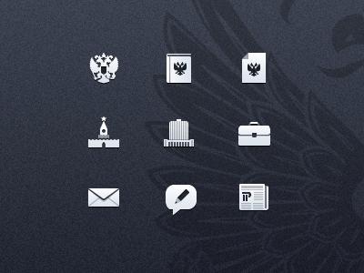 Pravo.ru Mobile Icons icons contour pravo.ru