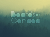 Boards Of Canada thing  gradient map forest gradient boards of canada