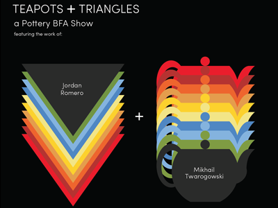 Teapots & Triangles teapots triangles