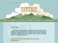 Env Affairs Build
