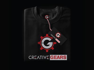 Creative Gears - Branding & Logo Design video game logo graphic designer branding and identity logo brand identity logo designer logo design graphic design branding design branding