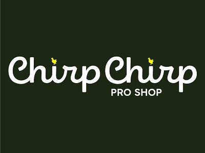 Chirp Chirp Pro Shop - Brand Identity streetwear fashion design branding and identity graphic designer graphic design logo designer branding design branding brand identity logo design
