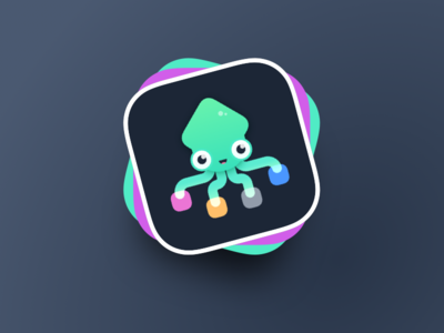SQUID UI Flow Template