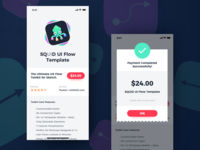 Squid Payment Dribbble
