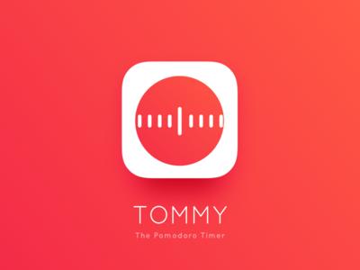 Tommy - Pomodoro Timer App Icon