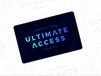 UX Misfit Tools - Ultimate Access Card Design