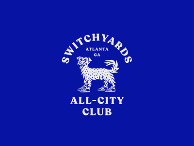 Switchyards mascot design brand design marks illustration branding typography type