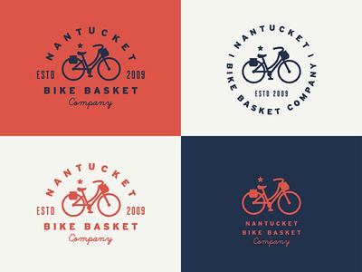 NBBCo Marks marks branding process logo type bike