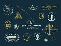 Bellerophon Marks Process