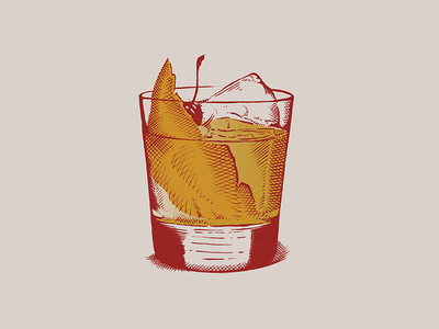 Cocktail for Outside Magazine