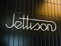 Jettison Signage