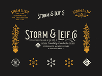 Storm & Leif Co Brand