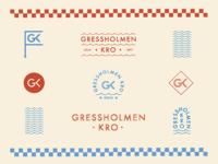 Gressholmen Kro Brand