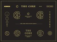 The Core Restaurant Group / Brand Specimen