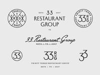 33RG Marks Specimen