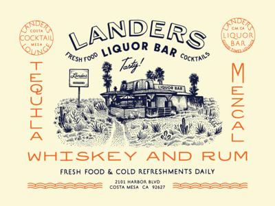 Landers Liquor Bar