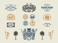 J.R. Donaldson Marks + Typography