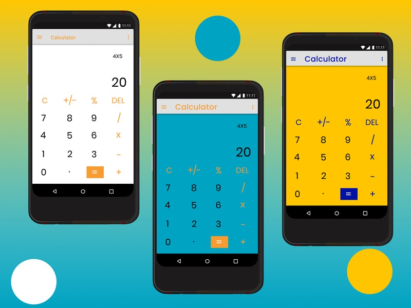 Calculator daily ui #004 uiux calculator ui calculator design calculator dailyuui ux minimal icon flat ui design app