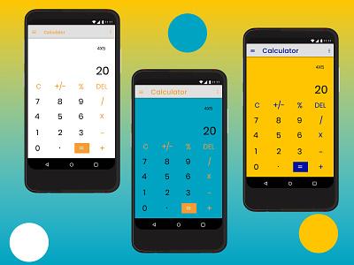 Calculator uiux calculator ui calculator design calculator dailyuui ux minimal icon flat ui design app