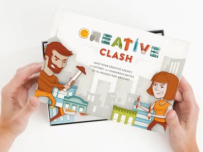Creative Clash Game